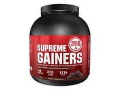 GoldNutrition Supreme Gainers 3000 g čokoláda
