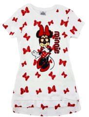 "Eplusm Otroška obleka ""Minnie Mouse"" - bela - 98 / 2–3 leta"