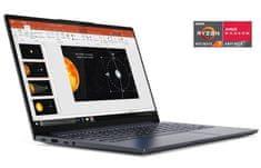 Lenovo Yoga Slim 7 14/R7/16GB/512GB/W10H prenosnik, siv (82A200EHSC)