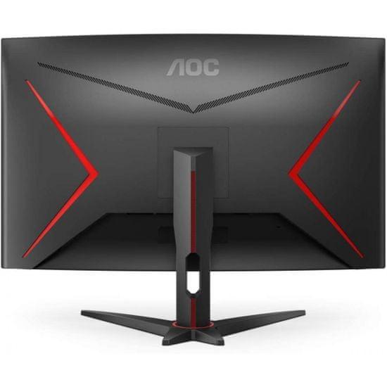 AOC monitor C32G2ZE (C32G2ZE/BK)