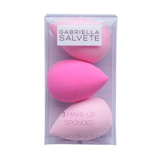 Gabriella Salvete Kosmetické houbičky (3 Make-up Sponges) 3 ks