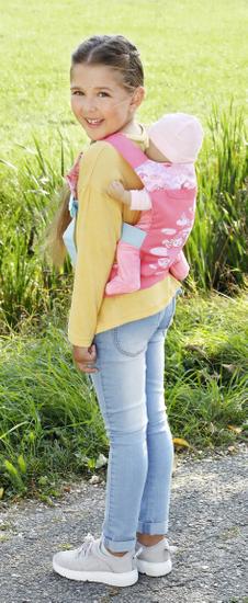 Baby Annabell Klokanka s lekníny