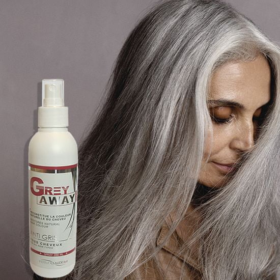 LocoNatura Barva za sive lase