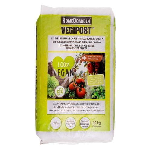 HomeOgarden VegiPost organsko gnojivo, 10 kg