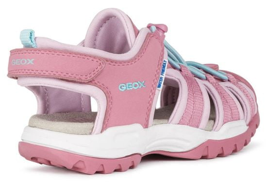 Geox Borealis J020WB 05015 C8230 dekliški sandali