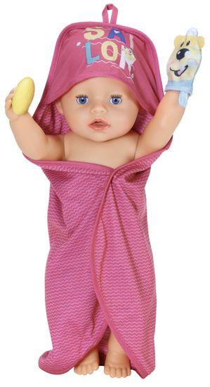 BABY born set z brisačo