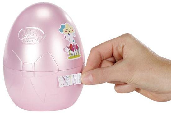 BABY born Velikonočno jajce z oblačili