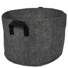 HomeOgarden PlantIN sadilna vreča, 56 L, siva