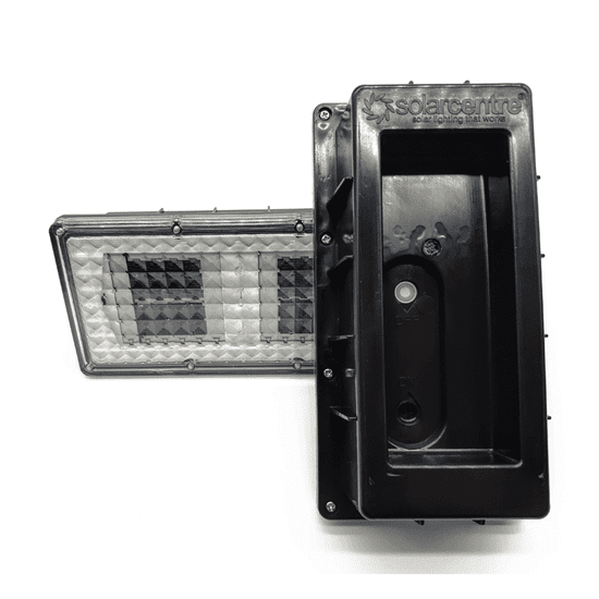 Solarcentre Solárne dlaždicové osvetlenie SolarCentre Paverlight SS9787 (balenie 2 svetiel)