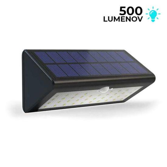 Solarcentre Solárne bezpečnostné osvetlenie SolarCentre Eco Wedge Pro 500 lm s pohybovým senzorom