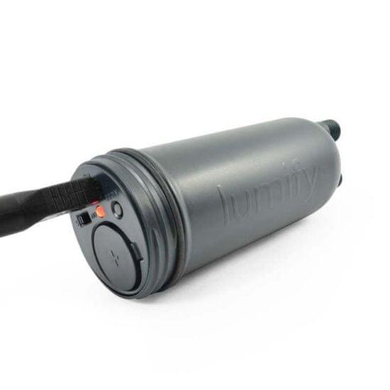 Solarcentre Solárna LED reťaz SolarCentre LVB20 Lumify Vintage s USB - 20 svetiel