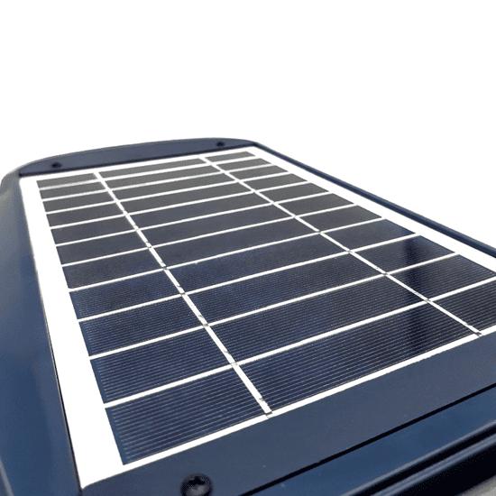 Sunen Solárna pouličná lampa na stĺp SCL01 1000 Lúmenov s diaľkovým ovládaním