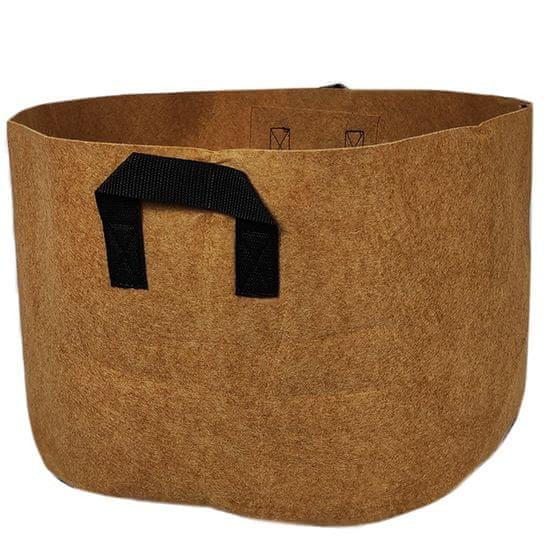 HomeOgarden PlantIN sadilna vreča, 56 L, rjava