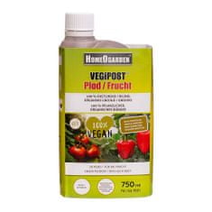 HomeOgarden VegiPost Plod organsko gnojivo, 0,75 l