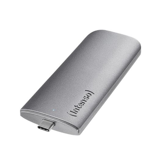Intenso Business SSD disk, 500 GB, 320MB/s, USB-C