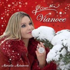 Marcella Molnárová: CD Marcella Vianoce