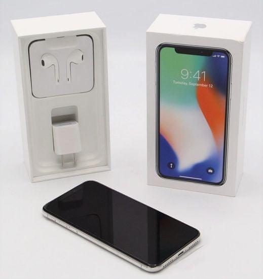 Zoot iPhone X pametni telefon, 64 GB, srebrn