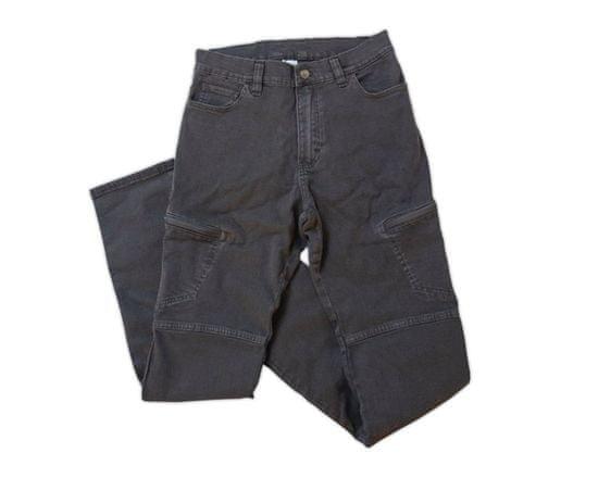 Manopory 1812 Kalhoty Inuit strec Jeans - dámské Barva: Zelená, Velikost: 48