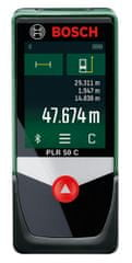 Bosch laserski daljinomjer PLR 50C (0603672221)