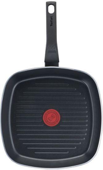 Tefal Simply Clean žar ponev, 26 × 26 cm B5674053