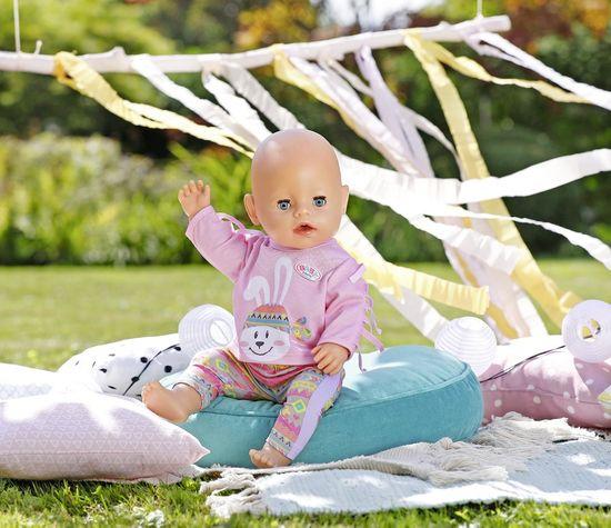BABY born oblačila z zajčkom, 43 cm