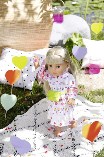 BABY born Boho haljina, 43 cm