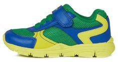 Geox fiú sportcipő NEW TORQUE J027NA 0FE14 C4165, 29, zöld