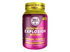 GoldNutrition Extreme Cut Explosion Woman spalovač tuků 90 kapslí