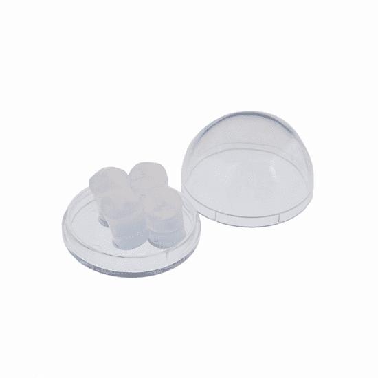 Aqua Sphere Upchávky do uší silikón 4 ks