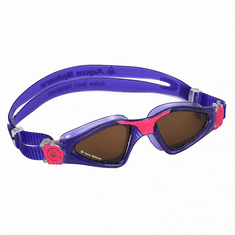 Aqua Sphere Plavecké brýle KAYENNE Lady polarizační skla růžová