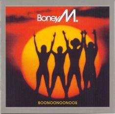 Boney M.: Boonoonoonoos - CD