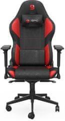 SilentiumPC SR600 RD, černá/červená (SPG085)