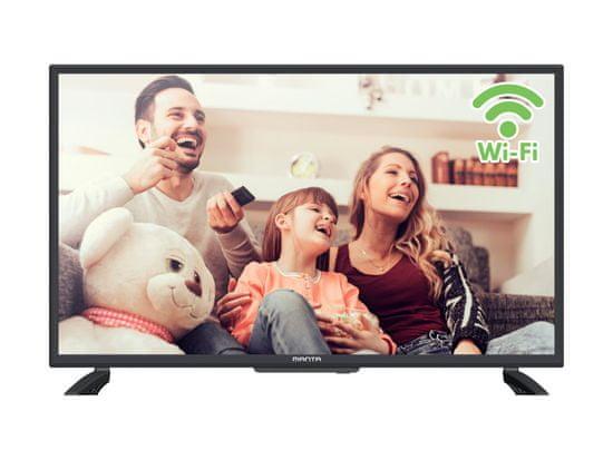 Manta 32LFA120D FHD LED televizor, Android TV