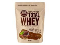 GoldNutrition Total Whey Protein 260 g čokoláda-lískový ořech