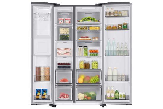 Samsung RS68A8842SL/EF ameriški hladilnik, z ledomatom