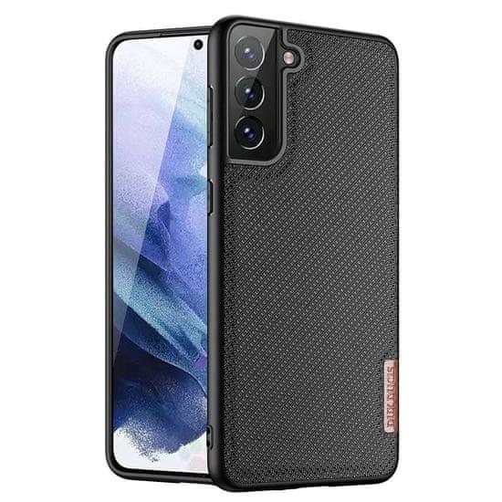Dux Ducis Fino ovitek za Samsung Galaxy S21 Plus, črna