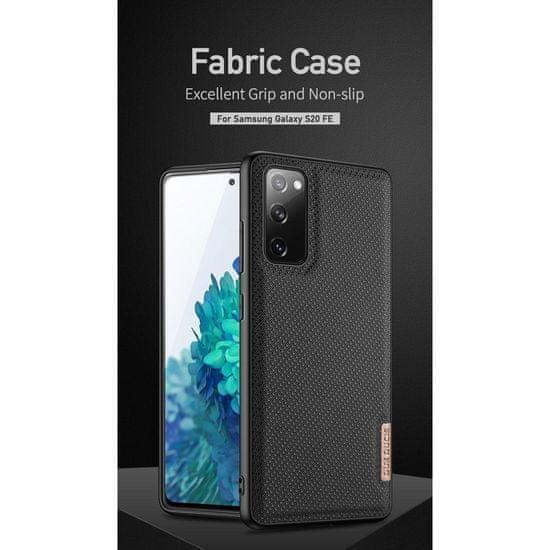Dux Ducis Fino ovitek za Samsung Galaxy S20 FE, črna
