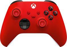 Microsoft Xbox Wireless Controller, pulse red (QAU-00012)