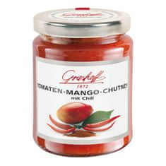 Grashoff Rajčatovo-mangové čatní s chilli, sklo, 200ml