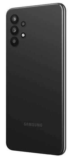 Samsung Galaxy A32 5G mobilni telefon, 4GB/64GB, črn