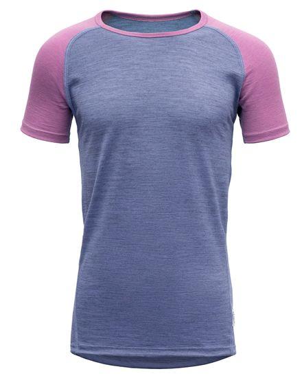Devold dievčenské funkčné tričko Breeze Junior T-shirt