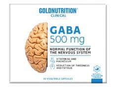 GoldNutrition GABA 60 kapslí