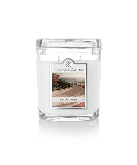 Colonial Candle Simple Breeze mirisna svijeća, 623 g