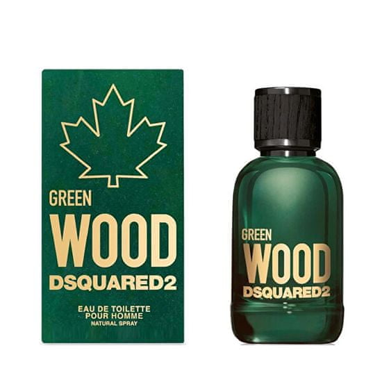 Dsquared² Green Wood - EDT