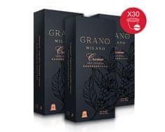 Grano Milano Káva CREMA 3x10 kapslí