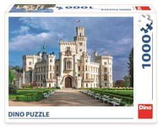 DINO puzzle Pałac Hluboká 1000 elementów