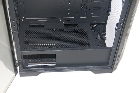 Eurocase PC skříň ML G Space RGB