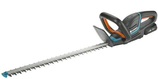 Gardena Aku nožnice na živý plot ComfCut 60 18V P4A - sada (14731-20)