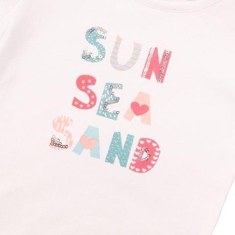 Dirkje Sun, Sea, Sand VD0201 dekliška majica