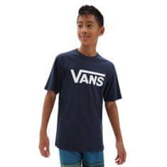 Vans chlapčenské tričko By Vans Classic Boys VN000IVF5S21 S tmavomodrá